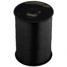 Лента (0,5 см х 500 м) Черный (0158)
