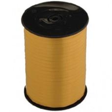 Лента (0,5 см х 500 м) Золотой