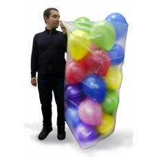 Пакет для транспортировки шаров, 100 х 165 см, 5 штук, арт. 50612