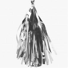 Гирлянда Тассел. Серебро, металлик. (12 листов) 521145