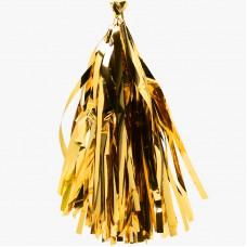 Гирлянда Тассел. Золото, металлик. (12 листов) 521146