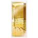 Гирлянда Тассел. Золото, металлик. (12 листов)
