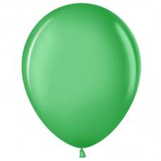 Шар (12''/30 см) Зеленый (270), пастель, 100 шт.(711007)
