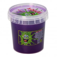 Слайм, Лизун-антистресс,Фиолетовый, 140 гр, 1 шт. (7118FI)