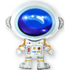 Шар фигура Космонавт (34''/86 см) 15468