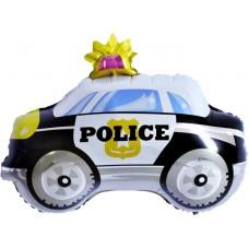 """Шар фигура Полицейская машина (29""""/74 см) 15446"""