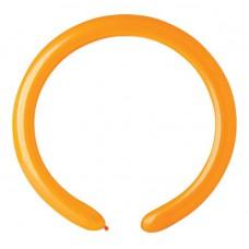 Шар ШДМ 260-204 Пастель Orange 100 шт. 1107-0021
