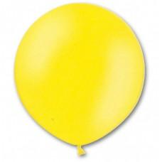 "Шар Олимп пастель Экстра Yellow Р 350/006 (45""/115 см) 1108-0108"