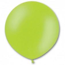 "Шар Олимп пастель Экстра Lime Green 350/014 (45""/115 см) 1108-0136"
